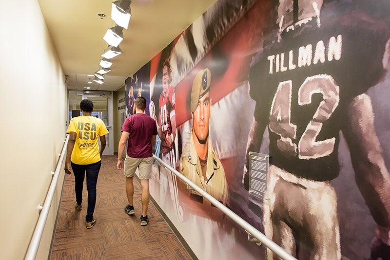 Pat Tillman veteran center